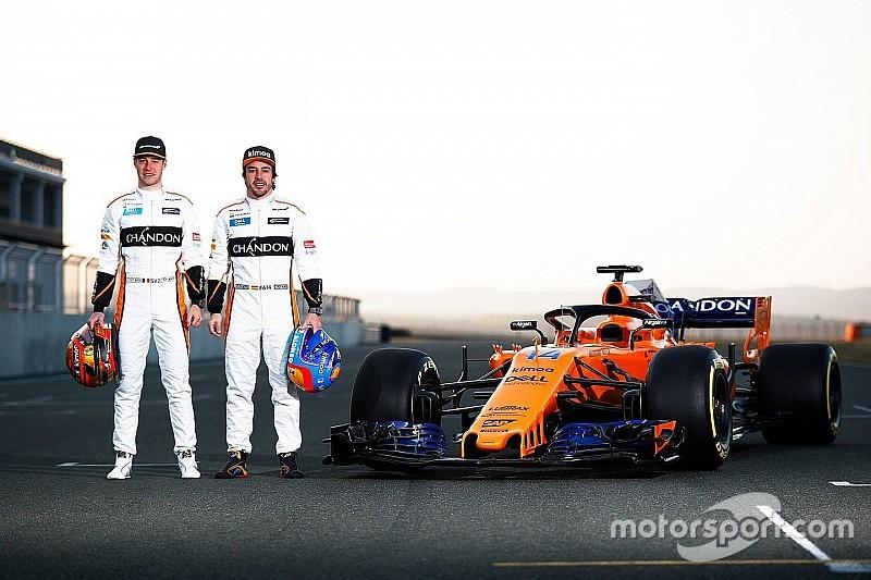 Novo MCL33 não foi concebido pela rota fácil, diz McLaren