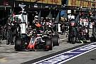Después de Melbourne, Haas rehace su equipo de pits