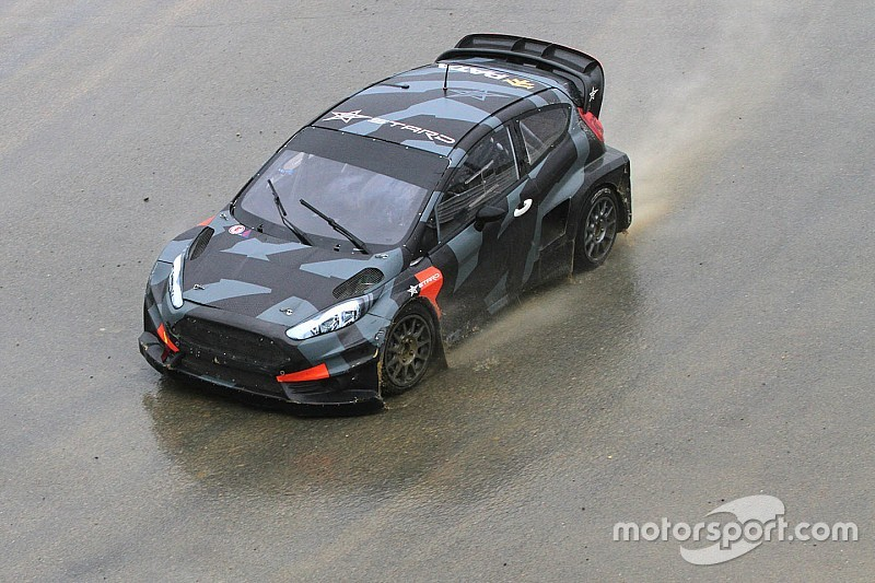 Ma to make World Rallycross debut in Barcelona