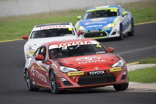 General Breaking news Toyota planning female driver initiative in Australia