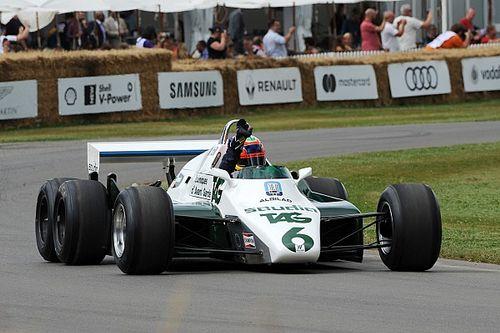 Csodálatos F1-es versenygépekkel érkezett meg a Williams