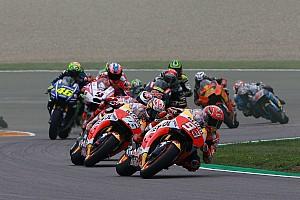 MotoGP Son dakika Marquez genel sıralamada lider olmayı beklememiş