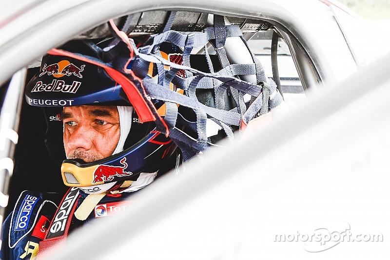 Loeb remporte la première manche en Suède