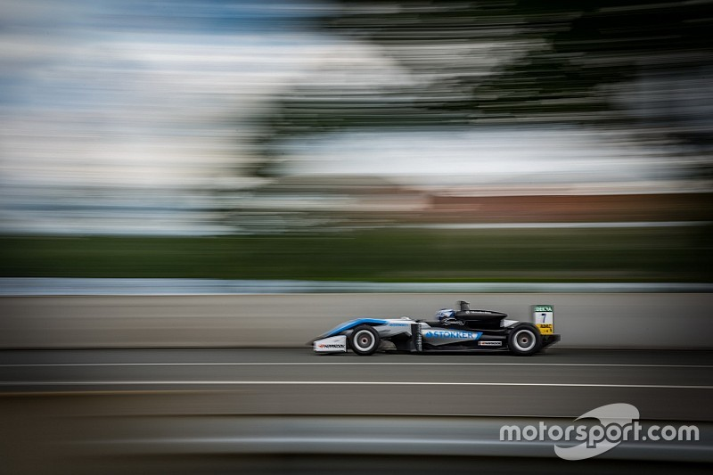 Norisring F3: Aron and Gunther share Sunday poles