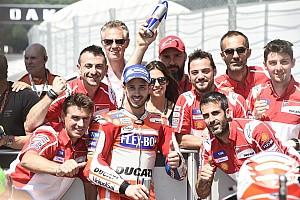 MotoGP Репортаж з гонки Гран Прі Італії: Довіціозо здобув перемогу для Ducati