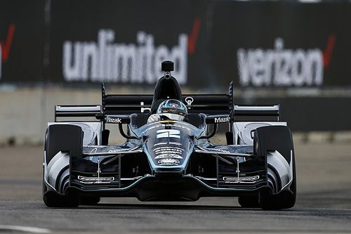 Penske drivers admit they couldn't race Rahal in shootout