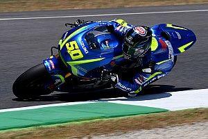 Suzuki mantém Guintoli no lugar de Rins em Barcelona