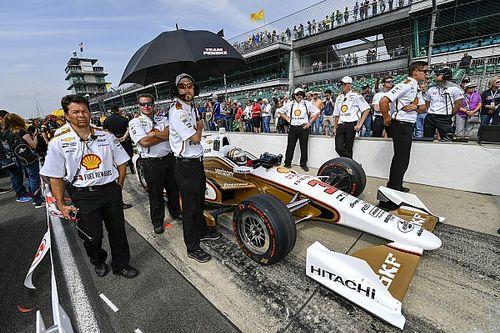 Meer dan 35 wagens voor 33 plaatsen in de Indy 500?