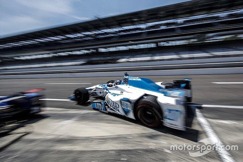 Indy 500, Libere 1: Marco Andretti il più veloce, Alonso chiude 19esimo