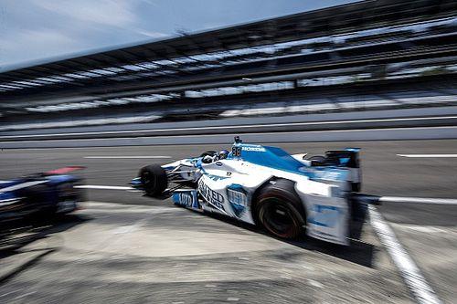 Indy 500: Marco Andretti az élen, Alonso a középmezőnyben az első teljes létszámos gyakorláson