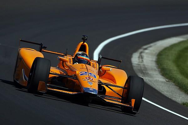 IndyCar 阿隆索:如果没有引擎问题,杆位或有可能