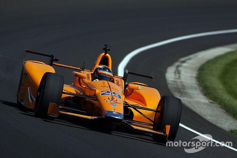 Indy 500: Alonso luchará por la pole