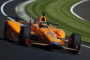 Indy 500: Marco Andretti pimpin hari pertama, Alonso rookie terbaik