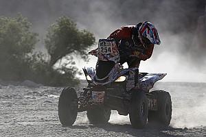 Дакар Отчет об этапе Карякин выиграл еще один этап «Дакара», отрыв от Казале превысил час