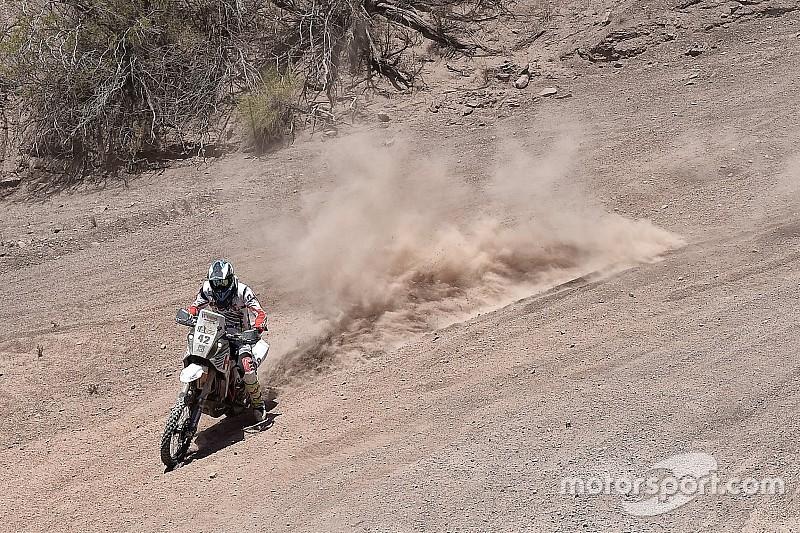 Dakar 2017, Stage 11: Hero and TVS Sherco riders gain on penultimate day
