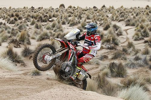 Honda appeals one-hour Dakar refuelling penalties