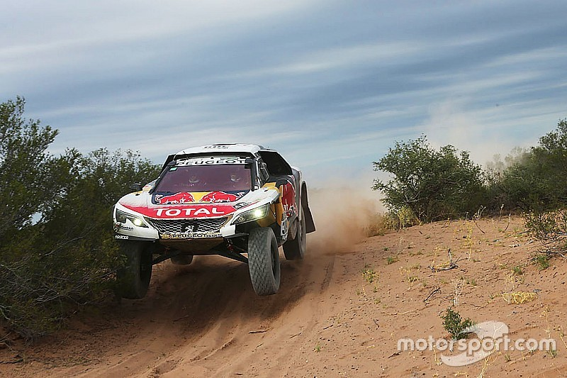 GPS System Increases Responsibility of Navigators in the Dakar Rally