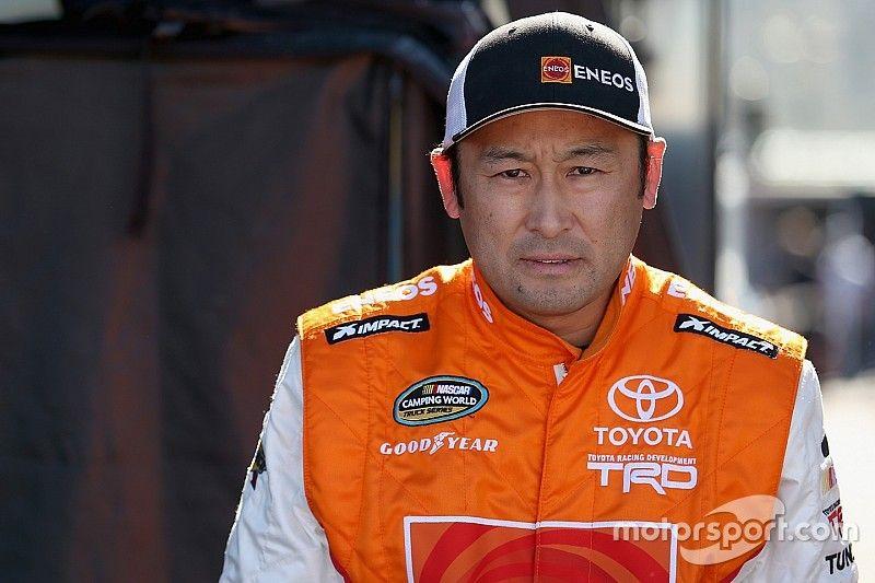 Japanese driver Akinori Ogata to compete in Atlanta Truck race