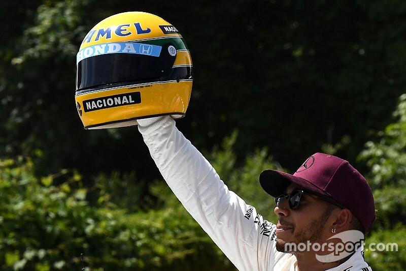 VÍDEO: Ayrton Senna é homenageado por Hamilton, Leclerc e outros pilotos