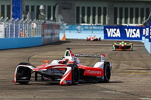 Formula E Qualifying report Berlin ePrix: Rosenqvist follows win with Sunday pole