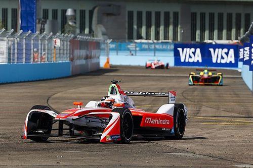 Formule E Berlijn: Rosenqvist op pole voor tweede race