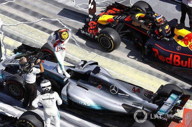 Galería: las 25 mejores fotos del GP de Canadá de F1
