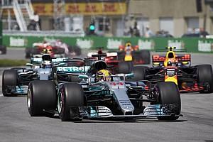 Mercedes sigue