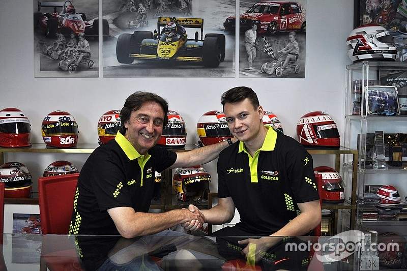 Visoiu gets Campos F2 seat for rest of the season