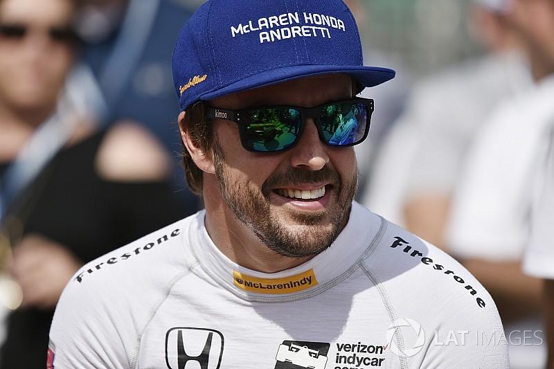 Алонсо: Я скучаю по Indy 500