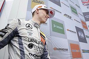 F3 Nürburgring: Hughes boekt eerste seizoenszege