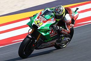 "MotoGP 速報ニュース MotoGP復帰3年目のアプリリア、ミスの多い1年に""がっかり""と認める"