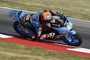 Moto3 Prove libere Aragon, Libere 1: Canet di un soffio su Mir, terzo c'è Antonelli