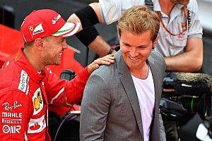 Росберг назвал поул Феттеля следствием ошибки Ferrari