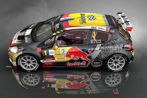 Fotogallery: i nuovi colori della Peugeot 208 T16 di Sébastien Loeb