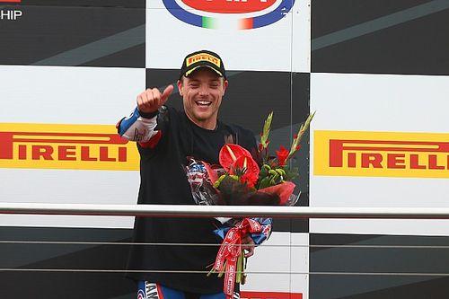 Alex Lowes : dernier dans le 1er tour, il monte sur le podium!