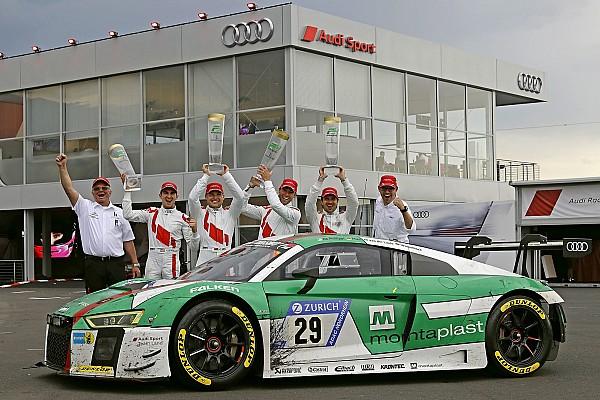 Endurance Land Audi's race was