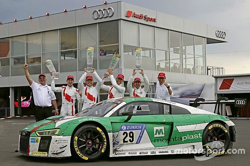 """Land Audi's race was """"over"""" before final Nurburgring 24h stop"""