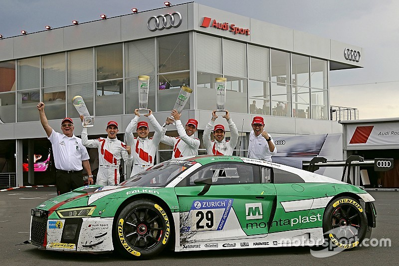 "Land Audi's race was ""over"" before final Nurburgring 24h stop"