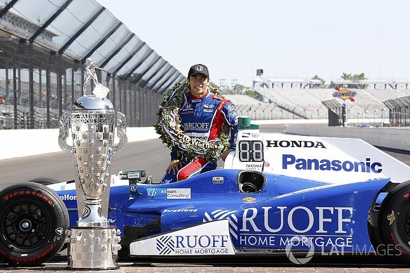 Troféu da Indy 500 sai dos EUA pela primeira vez na história