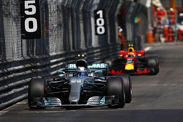 F1 【F1】表彰台逃したボッタス「レッドブルはまだ僕たちの脅威ではない」