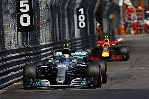 Bottas verwacht dat sterke vorm Red Bull eenmalig was