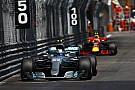 Боттас отказался всерьез относиться к темпу Red Bull в Монако