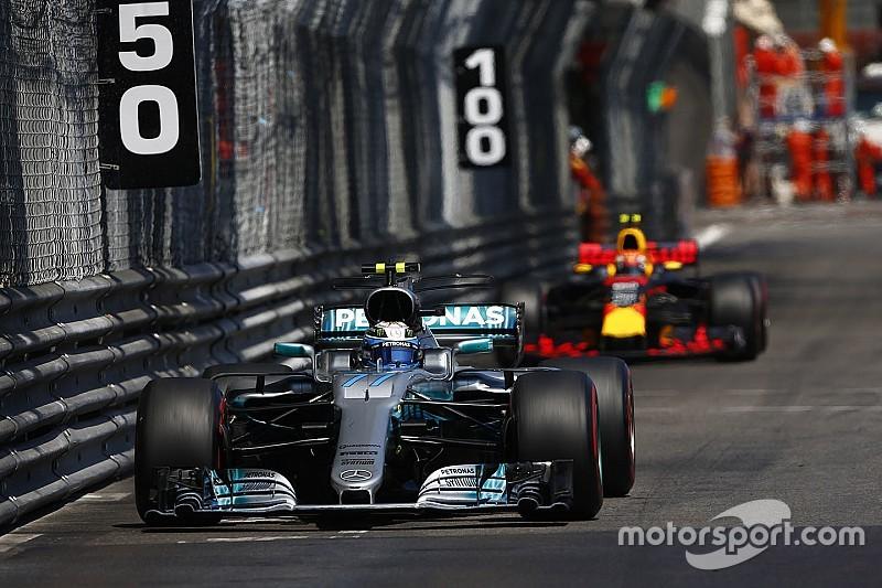 """Valtteri Bottas: Red-Bull-Form bei F1 in Monaco war """"Ausreißer"""""""