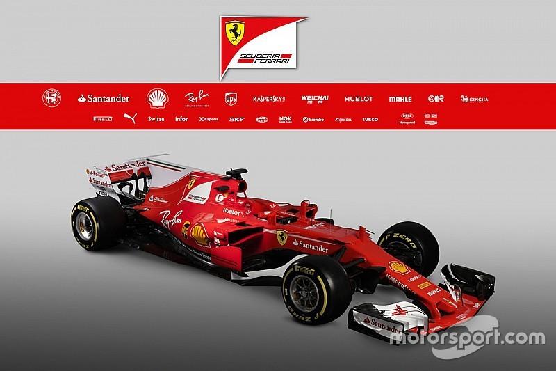 Fotogallery: la presentazione della Ferrari SF70H