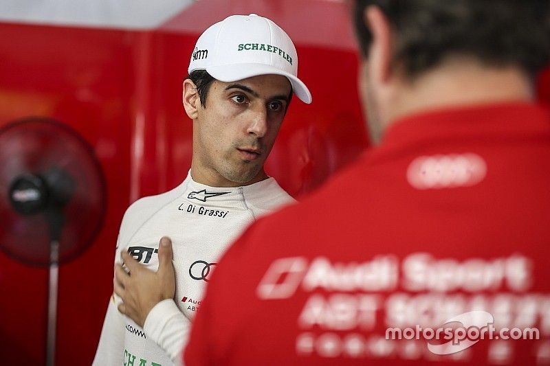 Di Grassi was approached for Le Mans drive by Toyota