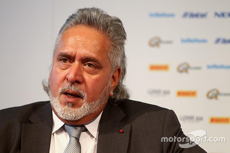 Mallya seguirá representando a India ante la FIA