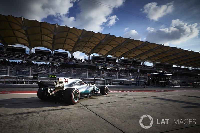 بالصور: ترتيب شبكة انطلاق سباق جائزة ماليزيا الكبرى