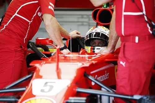 """Vettel: """"Mancava potenza al turbo, ma in gara tutto può accadere"""""""