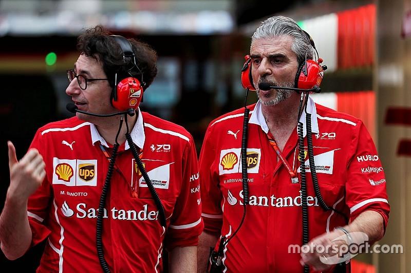 """Arrivabene: """"Il weekend perfetto è quando hai due piloti sul podio"""""""