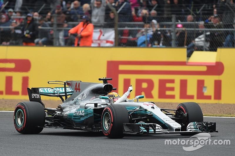 Hamilton cola em Vettel após GP da Inglaterra; veja tabela
